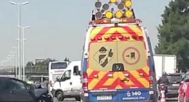 Choque fatal en Acceso Oeste: tres personas murieron en el accidente