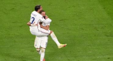 En un partidazo, Francia se lo dio vuelta a Bélgica y se metió en la final de la Liga de las Naciones UEFA