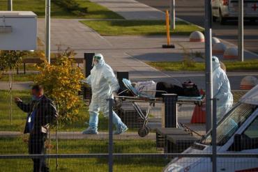 Rusia, en el peor momento contra el coronavirus: registró un nuevo récord diario de muertes