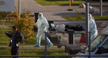 Rusia vuelve a registrar un récord de muertes por coronavirus