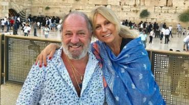 Murió el marido de Ana Rosenfeld: pasó un mes y medio internado en Miami por coronavirus