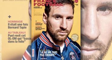 Messi íntimo sobre el título de Copa América: