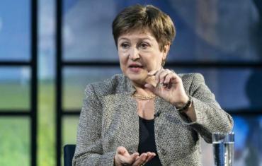 El FMI ratificó a Georgieva al frente del organismo y reafirmó su