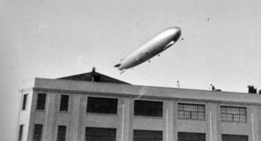 El dirigible nazi Graf Zeppelin sobre la Sedalana en Buenos Aires: ¿Visita de cortesía o espionaje?