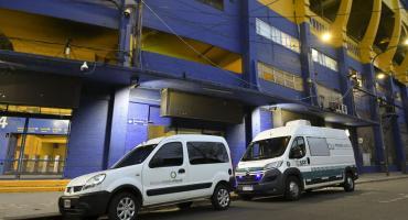 Clausuraron La Bombonera por cinco días: investigan si se sobrepasó el aforo permitido en Boca - Lanús