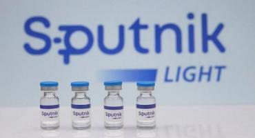 Rusia afirma que la Sputnik Light tiene efectividad del 70% contra la variante Delta