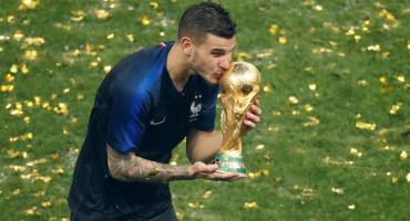 Fue campeón del mundo con Francia en 2018 y ahora piden su detención: qué pasó con Lucas Hernández