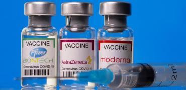 Según estudio, vacunas de Pfizer y Moderna son los mejores refuerzos de dosis contra el covid