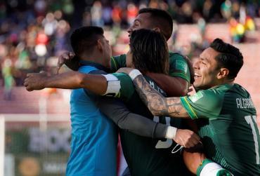 Bolivia le dio un golpazo a Paraguay: lo goleó 4 a 0 en la altura