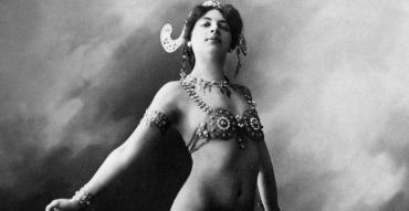 Bailarina, prostituta y espía: el trágico final de Mata Hari, la primera femme fatale