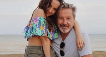 La alegría de Ricardo Montaner por el embarazo de su hija Evaluna: