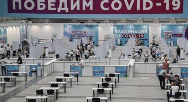 Rusia registró por primera vez más de 1.000 muertes por COVID-19 en un día