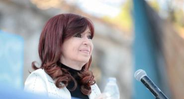 """Cristina Kirchner: """"Las mayorías se vuelven a construir cuando se hacen cargo de las necesidades del pueblo"""""""