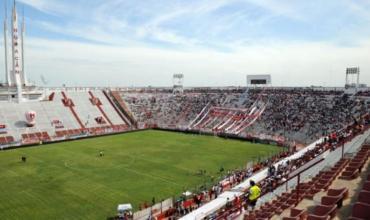 Clausuraron el estadio de Huracán después del partido con Boca