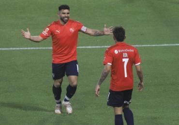 Independiente busca darle otro golpe a Aldosivi para mantener la esperanza