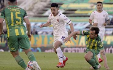 Independiente fue una sombra y cayó por 1 a 0 ante Aldosivi en Mar del Plata