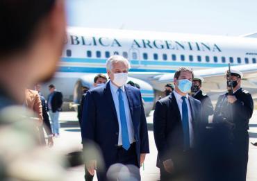 El Presidente Alberto Fernández encabezó reunión de Gabinete Federal