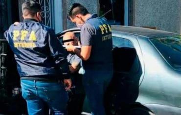 Contrató a dos sicarios para asesinar a un hombre en Venezuela y fue detenido en Morón