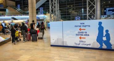 Israel confirma el primer caso de la variante Delta AY4.2 del coronavirus