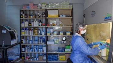 Neuquén confirmó que tiene circulación comunitaria de la variante Delta de coronavirus