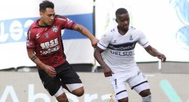 Gimnasia empató con Central Córdoba y se ilusiona con jugar la Sudamericana