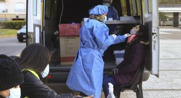 Coronavirus en la Argentina: 540 contagiados y 3 muertos en 24 horas, hay casi 116 mil fallecidos