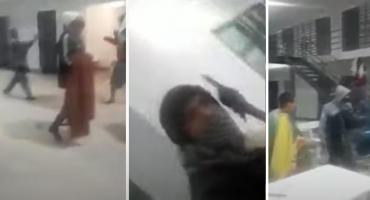 VIDEO de motín en cárcel de Corrientes con guardias heridos: