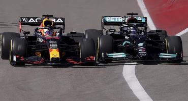 Fórmula 1 caliente: Max Verstappen ganó el Gran Premio de Estados Unidos
