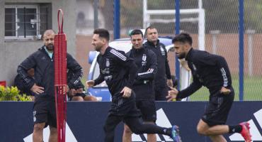 Scaloni arma la lista para la doble fecha contra Uruguay y Brasil: dos bajas y un regreso